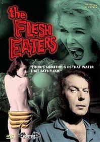 Flesh Eaters - (Region 1 Import DVD)