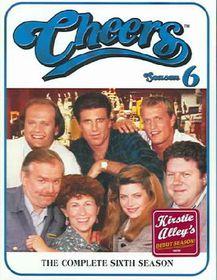 Cheers:Complete Sixth Season - (Region 1 Import DVD)