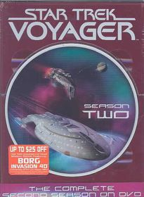 Star Trek:Voyager Complete Second - (Region 1 Import DVD)