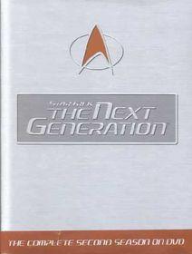 Star Trek: Next Generation Complete Second Season - (Region 1 Import DVD)