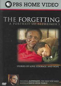 Forgetting:Portrait of Alzheimer's - (Region 1 Import DVD)