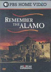 Remember the Alamo - (Region 1 Import DVD)