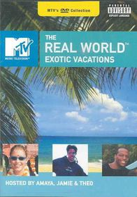 Real World:Exotic Vacations - (Region 1 Import DVD)