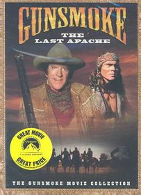 Gunsmoke:Last Apache - (Region 1 Import DVD)