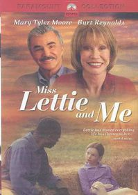 Miss Lettie and Me - (Region 1 Import DVD)