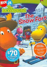 Backyardigans:Snow Fort - (Region 1 Import DVD)