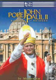 Pope John Paul II:Builder of Bridges - (Region 1 Import DVD)