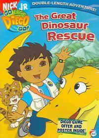 Go Diego Go:Great Dinosaur Rescue - (Region 1 Import DVD)