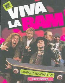 Viva La Bam - Complete Seasons 4 and 5: Uncensored - (Region 1 Import DVD)