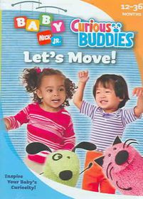 Baby Nick Jr:Let's Move - (Region 1 Import DVD)