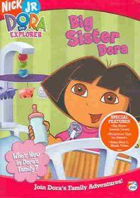 Dora the Explorer:Big Sister Dora - (Region 1 Import DVD)