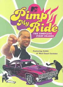 Pimp My Ride:Complete First Season - (Region 1 Import DVD)