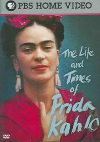 Life and Times of Frida Kahlo - (Region 1 Import DVD)