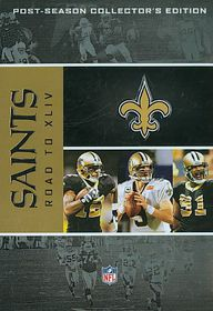 Nfl Road to Super Bowl Xliv New Orlea - (Region 1 Import DVD)
