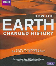 How the Earth Changed History - (Region A Import Blu-ray Disc)
