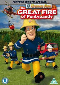 Fireman Sam - The Great Fire Of Pontypandy - (Import DVD)