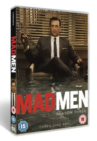 Mad Men - Season 3 - (Import DVD)