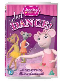 Angelina Ballerina - (Import DVD)
