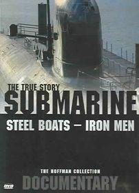 Submarine:Steel Boats Iron Men - (Region 1 Import DVD)