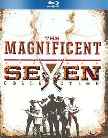 Magnificent Seven Collection - (Region A Import Blu-ray Disc)