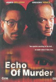 Echo of Murder - (Region 1 Import DVD)