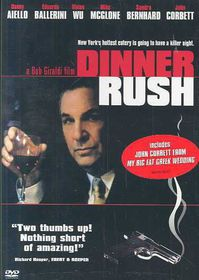 Dinner Rush - (Region 1 Import DVD)