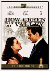 How Green Was My Valley - (Region 1 Import DVD)