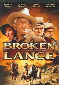 Broken Lance - (Region 1 Import DVD)