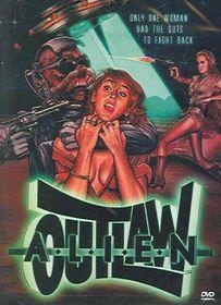 Alien Outlaw - (Region 1 Import DVD)