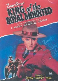King of the Royalmounted - (Region 1 Import DVD)