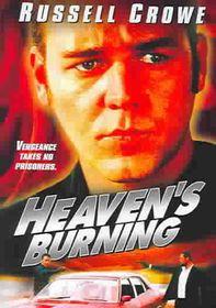 Heaven's Burning - (Region 1 Import DVD)