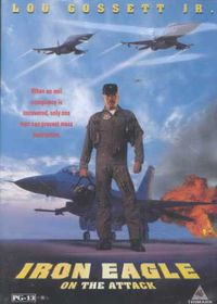 Iron Eagle IV - (Region 1 Import DVD)