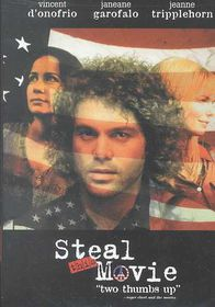 Steal This Movie - (Region 1 Import DVD)
