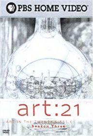 Art: 21 Art In The Twenty-First Century Season 3 - (Region 1 Import DVD)
