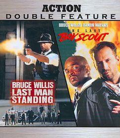 Last Boy Scout/Last Man Standing - (Region A Import Blu-ray Disc)