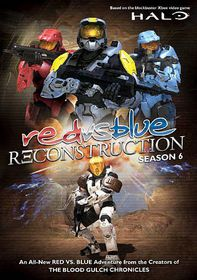 Red Vs Blue:Reconstruction - (Region 1 Import DVD)