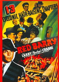 Red Barry - (Region 1 Import DVD)