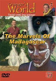 Marvels of Madagascar - (Import DVD)