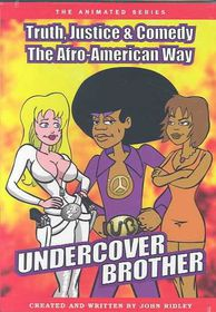Undercover Brother:Animated Series - (Region 1 Import DVD)