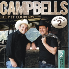 Die Campbells - Keep It Country - Vol.2 (CD)