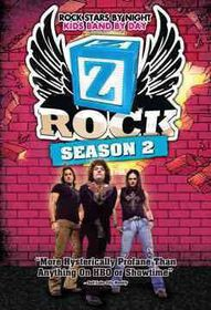 Z Rock Season 2 - (Region 1 Import DVD)