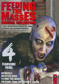 Feeding the Masses Horror Collection - (Region 1 Import DVD)