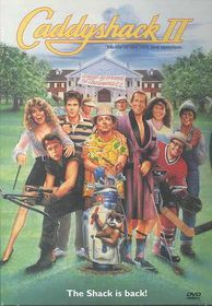Caddyshack 2 - (Region 1 Import DVD)