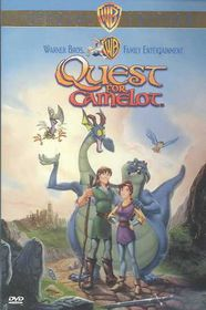 Quest for Camelot - (Region 1 Import DVD)