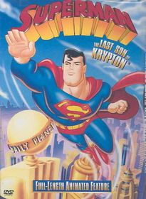 Superman:Last Son of Krypton - (Region 1 Import DVD)