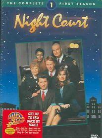 Night Court:Complete First Season - (Region 1 Import DVD)