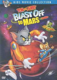 Tom and Jerry:Blast off to Mars - (Region 1 Import DVD)