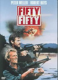 Fifty/Fifty - (Region 1 Import DVD)