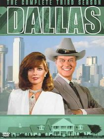 Dallas:Third Season - (Region 1 Import DVD)