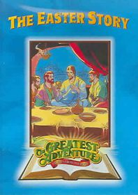Greatest Adventures of the Bible: The Easter Story - (Region 1 Import DVD)